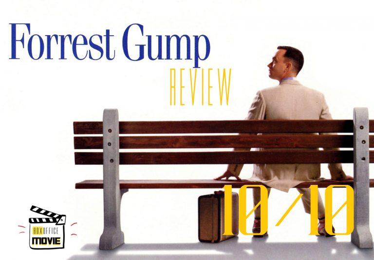 Review : Forrest Gump อัจฉริยะปัญญานิ่ม