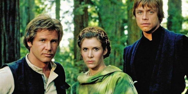 Star Wars: Return Of The Jedi ร่วมประชุมกันแล้ว