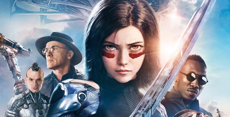 Alita: ตัวอย่างหนัง Battle Angel Honest – การต่อสู้ที่ยอดเยี่ยมนำไปสู่ภาคใหม่