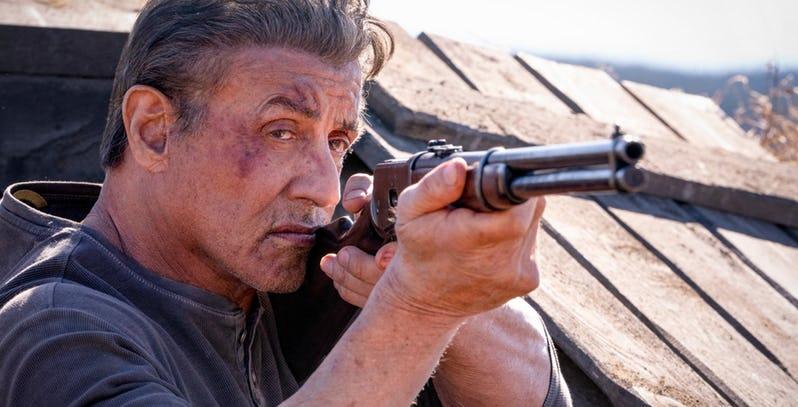 Rambo: Last Blood ได้รับ Hard R Rating กล่าวโดย Sylvester Stallone