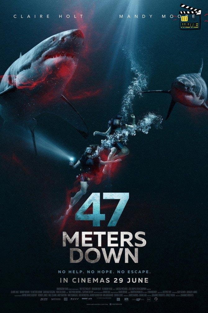 47 Meters Down: Uncaged หนังฉลามดุกับเขาวงกตใต้ทะเล