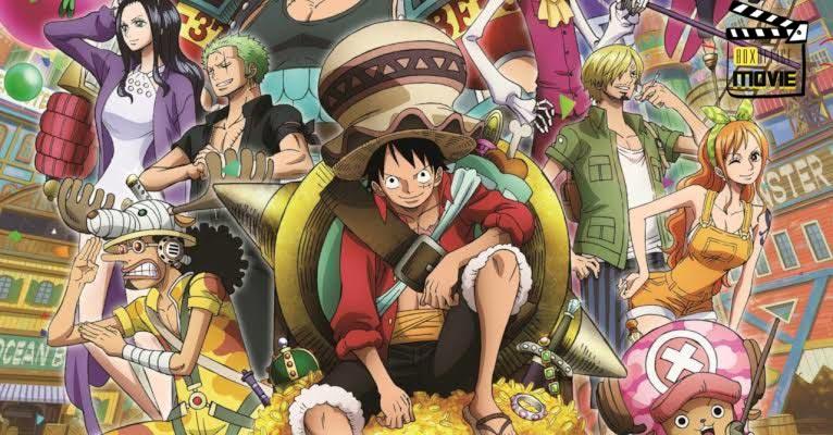 One Piece Stampede ภาพยนตร์อันดับ 1 Box Office ญี่ปุ่น จะมาฉายในไทยแล้ว