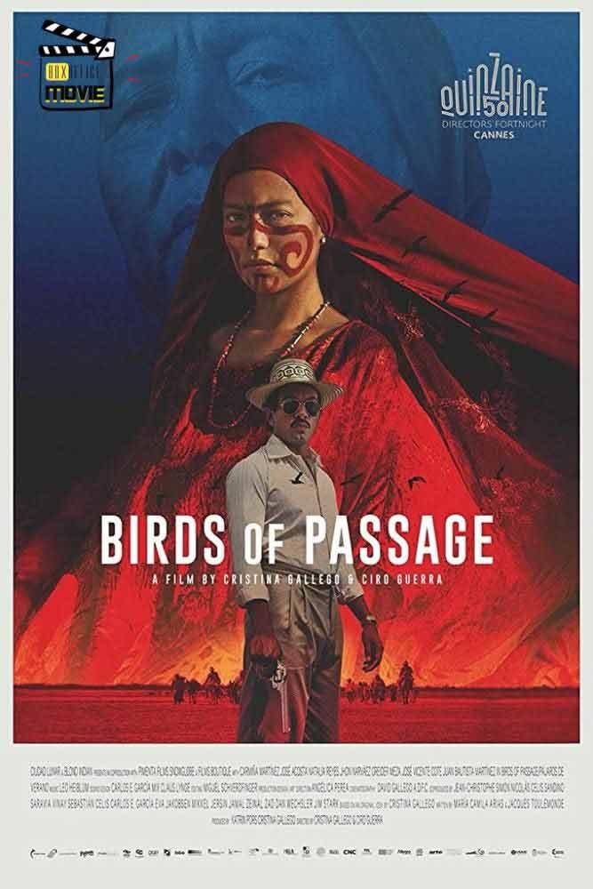 Birds of Passage: ปักษายาเสพติด