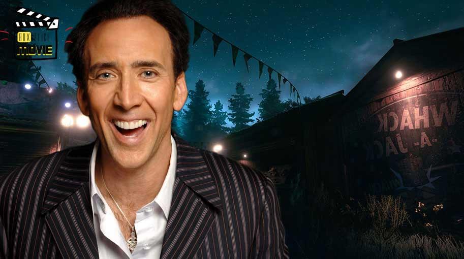 นิโคลัส เคจ เผชิญหน้าหุ่นในสวนสนุกมีชีวิตในหนังระทึกขวัญ Wally's Wonderland