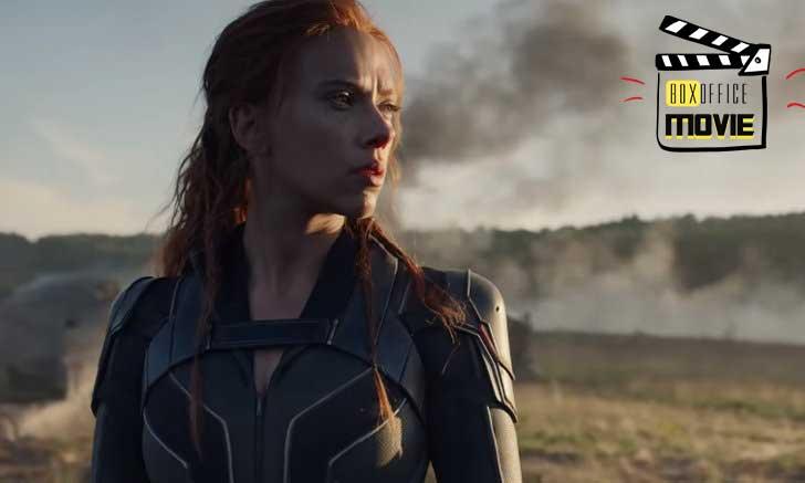 ตัวอย่างแรก Black Widow ออกมาบู๊แล้ว