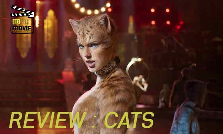 รีวิว Cats เมื่อสเปเชียลเอฟเฟกต์กลายเป็นดาบสองคม