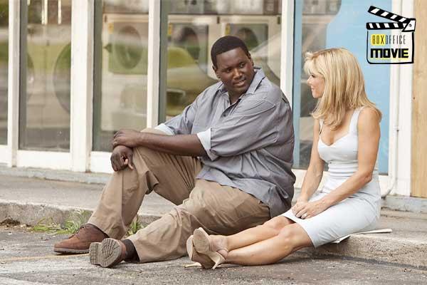 "The Blind Side (2009) เรื่องราวของ ""บิ๊กไมค์"" (ไมเคิล) เด็กหนุ่มร่างยักษ์ ผิวสี ที่ชีวิตแทบไม่มีความสุข"