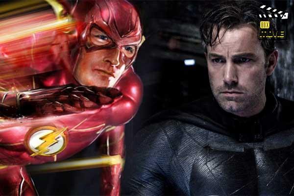 เบน อัฟเฟล็ค กลับมารับบท Batman ในหนัง The Flash