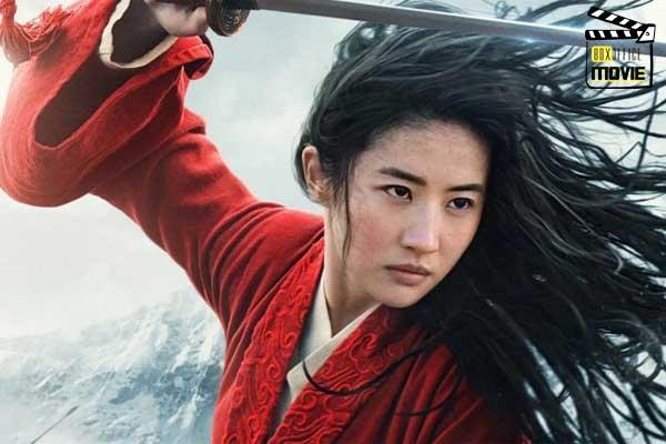 Mulan รายได้สวนทางกับคำชม