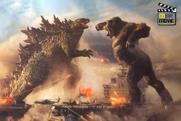 รีวิวหนังแนะนำ เรื่อง Godzilla vs. Kong ปี 2021