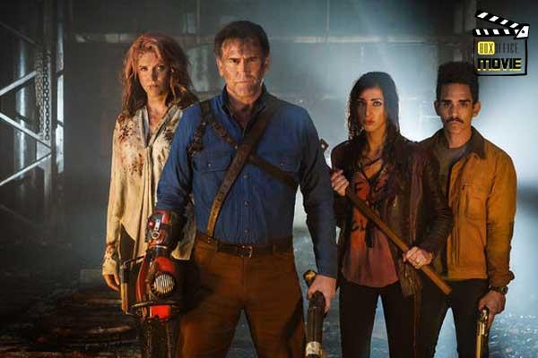 รีวิวหนัง ASH VS EVIL DEAD on Netflix