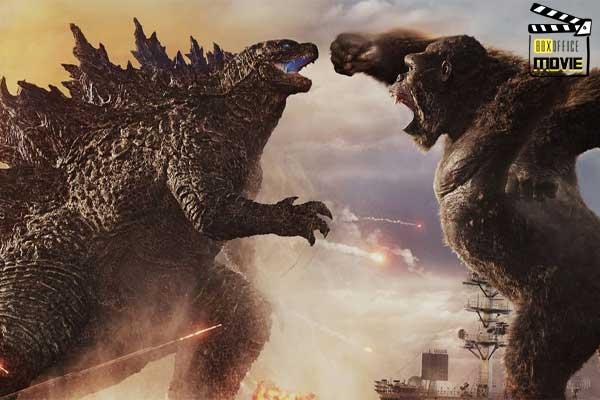 รีวิว Godzilla vs. Kong