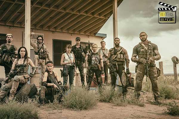 รีวิวหนัง Army of the Dead (2021)