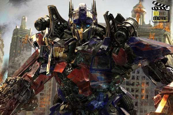 Transformers ประกาศชื่อภาคใหม่ออกมาเเล้ว